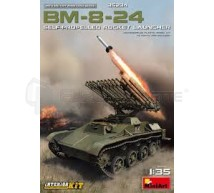 Miniart - BM-8-25 SPRL WWII & interior