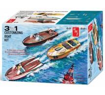 Amt - Customizing boat