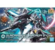 Bandai - HG Gundam Age II Magnum ver (5055585)