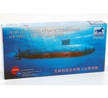 Bronco - USS Sea Wolf 1/350