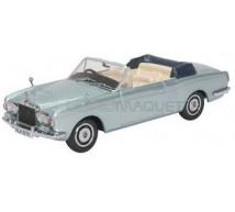 Oxford - Rolls Corniche convertible