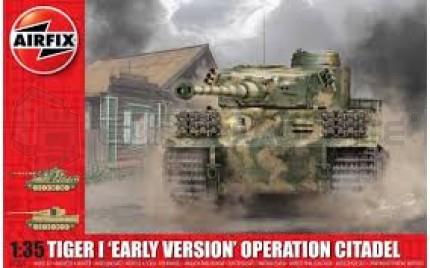 Airfix - Tigre I Operation Citadel