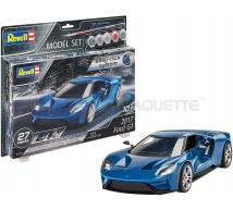 Revell - Coffret model set Ford GT