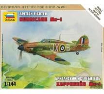 Zvezda - Hurricane Mk I