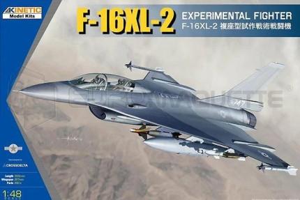 Kinetic - F-16XL-2