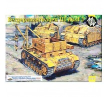 Military wheels - Bergepanzer III Ausf J