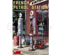 Miniart - French petrol station 1930/40
