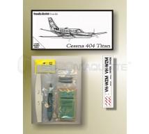 Gremlin Models - Cessna 404 Titan