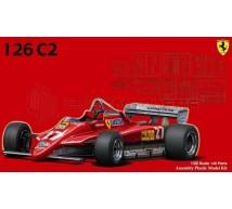 Fujimi - Ferrari 126 C2 1982