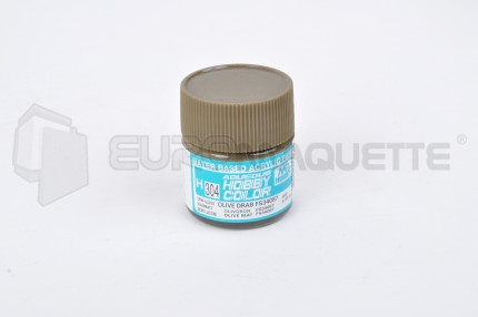 Gunze Sangyo - Olive Drab Faded H304 (pot 10ml)