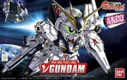 Bandai - SD Nu Gundam (0185161)