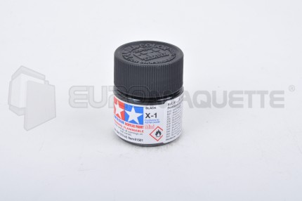 Tamiya - Noir X-1 (pot 10ml)