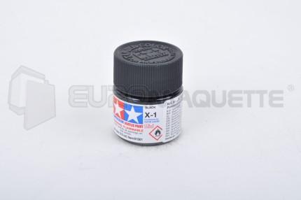 Tamiya - Noir X-1 (pot 10ml)