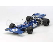 Tamiya -  Tyrell 003 1971 Monaco GP