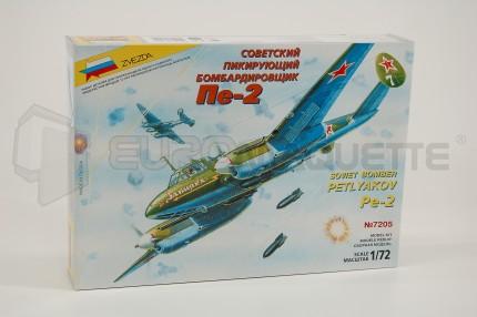 Zvezda - Petliakov Pe2