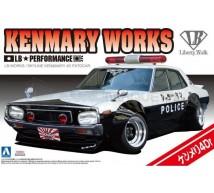 Aoshima - Lb Perf Kenmary patrol car