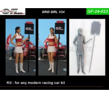 Gf Models - Pit Girl