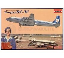 Roden - DC-7C KLM
