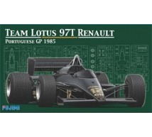 Fujimi - Lotus Renault 97T 1985