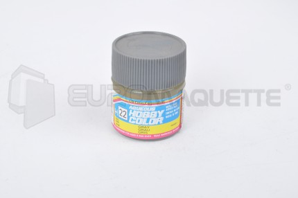 Gunze Sangyo - Gris H22 (pot 10ml)