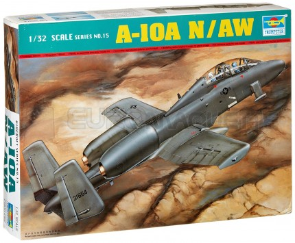 Trumpeter - A-10 A  N/AW