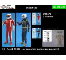 Gf Models - Pilote saluant (1)