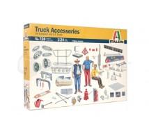 Italeri - Accessoires Camions