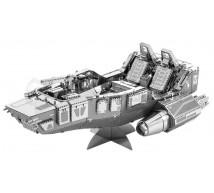 Metal earth - Star wars 1st order Snowspeeder 3D metal kit