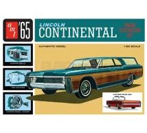 Amt - Lincoln Continental Wagon Custom