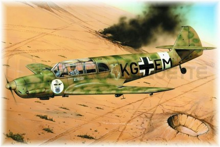 Eduard - Bf-108 B Taïfun