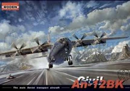 Roden - Antonov AN-12-BK
