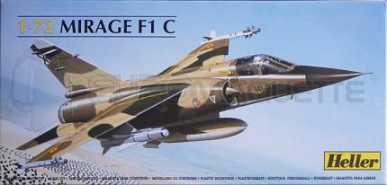 Heller - Mirage F1C