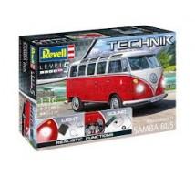 Revell - Combi T1 Tecknik