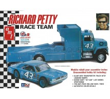 Amt - Coffret R Petty Team car & truck