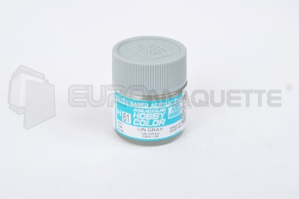 Gunze Sangyo - Gris IJN H61 (pot 10ml)