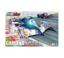 Aoshima - Garland SF-03/G mode circuit Formula