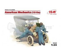 Icm - Mechanics girls 1910 1/24
