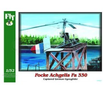 Fly - Focke Angelis Fa330 Captured & French decals