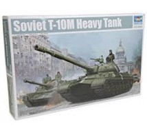 Trumpeter - T-10M heavy tank
