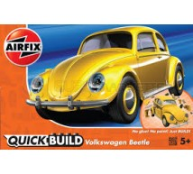 Airfix - VW Beetle Jaune Lego
