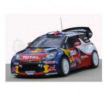 Profil 24 - DS3 WRC France 2011
