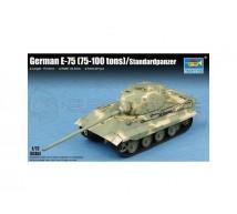 Trumpeter - E-75 tank