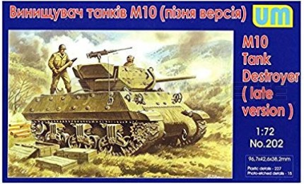 Um - M10 TD late