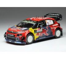 Ixo - Citroen C WRC Ogier Chili 2019
