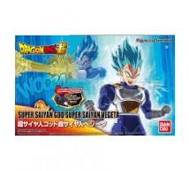 Bandai - DBZ God Saiyan Vegeta (0219766)
