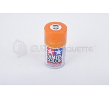 Tamiya - Orange translucide TS-73 (bombe 100ml)