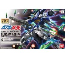 Bandai - HG AGE Gundam Age-FX (5057388)