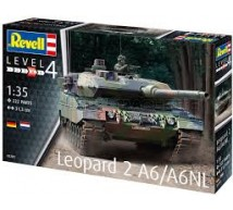 Revell - Leopard 2 A6/6NL