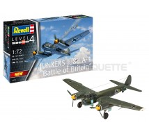 Revell - Junker Ju-88 A-1 Battle of Britain