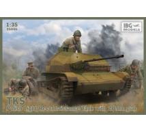 Ibg - Tankette Polonaise TKS & 20mm gun